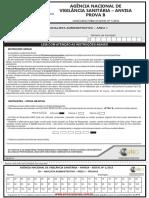 301 - Analista Administrativo - Área 1 - Prova b