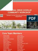 introduction  memorial drive overlay  presentation community final mtg 2