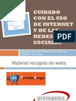 Cuidado Con El Uso de Internet