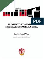 Alimentos y Auxilios Necesarios Para La - Rogel Vide, Carlos(Author)