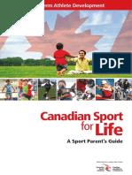 Long Term Development in Swimming (Canada-2)