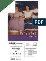 2016-08-20 Tanztheater-Workshop Hommage a Frida Kahlo