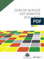 Guía Nuevos Estudiantes 2016