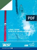 Long Term Development in Swimming (UK-Scotland)