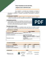 Simpósio Piauiense de Etno- Folder
