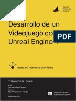 Desarrollo de Un Videojuego Con Unreal Engine 4