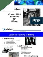 7 Ekahau Mining Overview