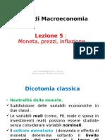 Macro Lezione 5