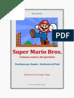 000 Super Mario Banda PARTITURA