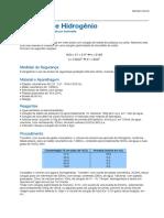 Peroxido de Hidroganio-Iodometria