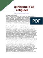 O Espiritismo e as religiões.doc