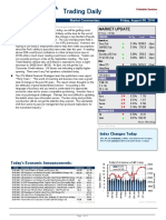 U.S. Trading Note August 05 2016