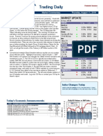 US Trading Note August 11 2016