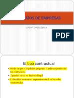 Unidad 1 - Introducción La Problemática de Los Contratos Atípicos