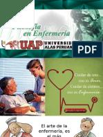Filosofia en Enfermeria