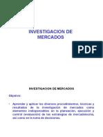 Investigacion de Mercados III
