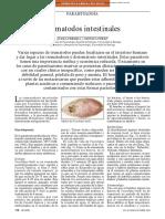 Trematodos intestinales