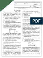 Lista Fisica Eletrodinamica 2016