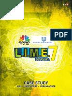 LIME 7 Case Study Urban Ladder - XLRI