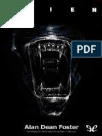 Alan Dean Foster - Alien