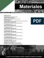 Gates Materiales