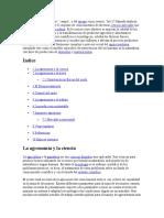Agronomía y Sus Características