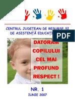 revista cjrae 2007