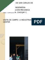 Presentación Visita de Campo