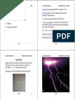 Conceptos Fundamentales Electricidad. UPC