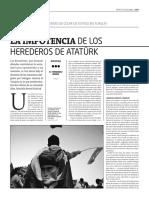 La impotencia de los herederos de Atatürk