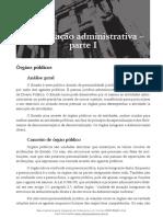 01 - Organização administrativa