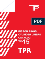 TPR Catalogue Vol. 15