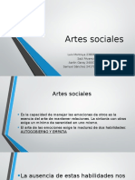 Artes Sociales