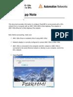 PeakHMI App Note