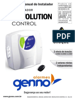 Manual Do Instalador Genno - Revolution Control v1