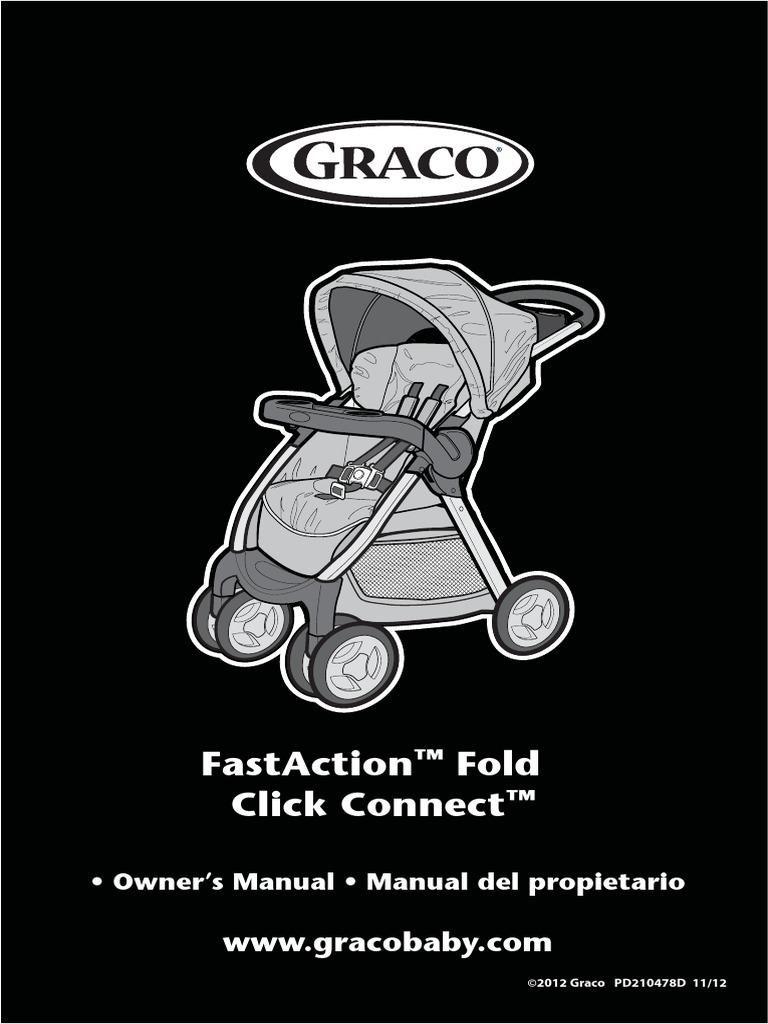 Coche Graco Pd210478d Pd261473a