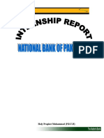 NBP InternshipReport