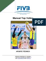 FIVB DEV Top Volley Manual Spa