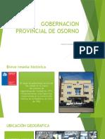 Exposicion Gobernacion Osorno