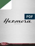 Hermosamanual 6-30-16
