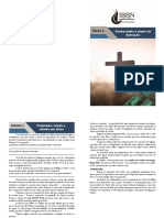 Curso 1 - Conhecendo o Plano de Salvação - Impressão