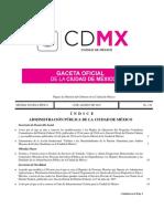 Guía de Infraestructura Ciclcista para la Ciudad de México