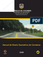 Manual de Diseno Geometrico de Carreteras [Colombia].pdf