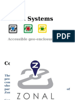 Zonal Systems Overview