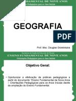 geografia ensino de