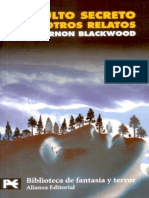 Culto secreto y otros relatos - Algernon Blackwood.epub