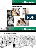 The Business Advanced PowerPoint 1