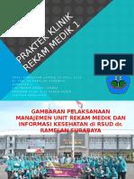 Praktek Klinik Rekam Medik 1