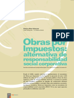 Obras Impuestos Alternativa Responsable