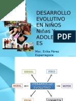 DESARROLLO EVOLUTIVO Y VIOLENCIA INTRAFAMILIAR